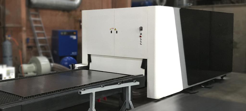 Увеличиваем мощность производства с лазерной резкой